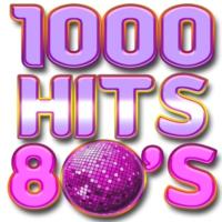 Logo of radio station 1000 HITS 80s