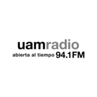 Logo of radio station XHUAM UAM Radio 94.1