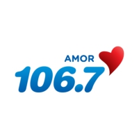 Logo de la radio WPPN Amor 106.7