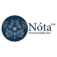 Logo of radio station Nóta FM