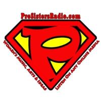 Logo de la radio www.ProSistersRadio.com
