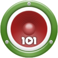 Logo of radio station 101.ru - Кавказ Hits