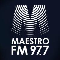 Logo de la radio Maestro FM 97.7