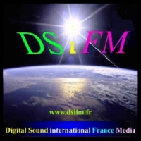Logo of radio station DSiFM ze Niou Radio Pop-Rock
