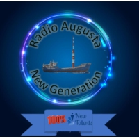 Logo of radio station Radio Augusta New Generation