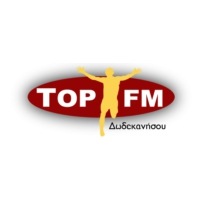 Logo de la radio Top FM Dodekanísou 102.4 - Top FM Δωδεκανήσου 102.4