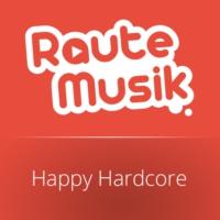 Logo de la radio RauteMusik - HappyHardcore