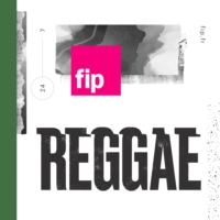 Logo of radio station FIP Reggae