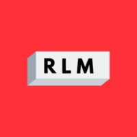 Logo of radio station RLM