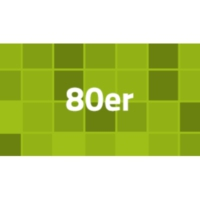 Logo of radio station Spreeradio 80er