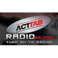 Logo of radio station ACTTAB Radio