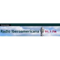 Logo de la radio IberoAmericana 91.1