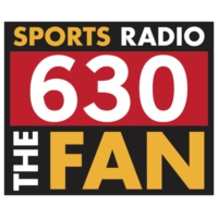 Logo of radio station KFXD 630 The Fan