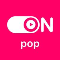 """Logo de la radio """"ON Pop"""""""