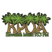 Logo de la radio KPOA 93.5FM