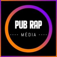 Logo of radio station PUB RAP RADIO