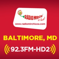 Logo of radio station Radio Mirchi Baltimore