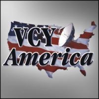 Logo of radio station VCY America