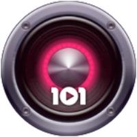 Logo de la radio 101.ru - Club Dance