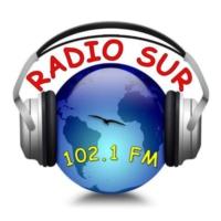 Logo de la radio Radio Sur 102.1