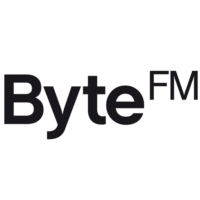 Logo of radio station ByteFM