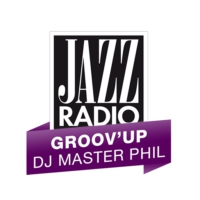 Logo de la radio Jazz Radio Groov'up DJ MASTERPHIL