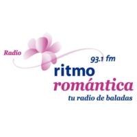 Logo of radio station Radio Ritmo Romántica
