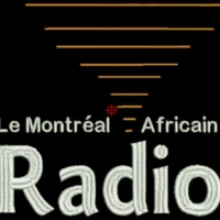 Logo of radio station Le Montreal Africain Radio