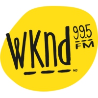 Logo of radio station WKND 99.5