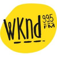 Logo de la radio WKND 99.5