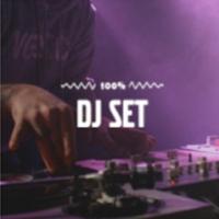Logo de la radio 100FM - DJ Set
