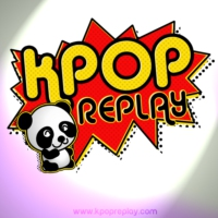 Logo de la radio Kpop Replay
