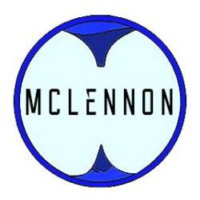 Logo of radio station Mclennon Radio