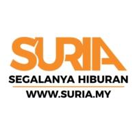 Logo of radio station Suria FM