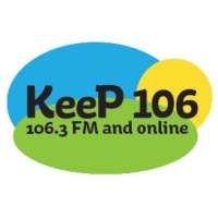 Logo of radio station KeeP 106