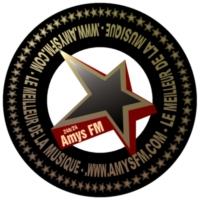 Logo of radio station Amys FM