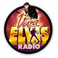 Logo of radio station radio viva elvis