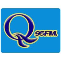 Logo of radio station Q95 FM