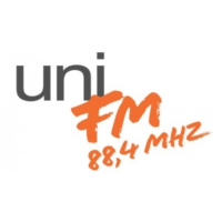 Logo of radio station Uni-FM 88.4