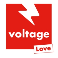 Logo of radio station Voltage Love