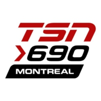 Logo of radio station TSN Radio 690