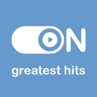 "Logo of radio station ""ON Greatest Hits"""
