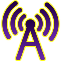 Logo of radio station Audiograted