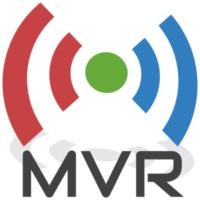 Logo of radio station MVR