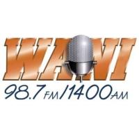 Logo of radio station NewsTalk WANI