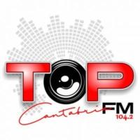 Logo of radio station Top Radio Cantabria