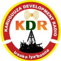 Logo of radio station KDR 100.3FM