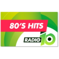 Logo of radio station Radio10 - 80's hits