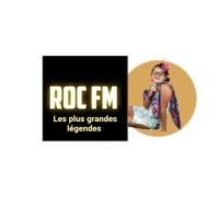Logo of radio station ROC FM