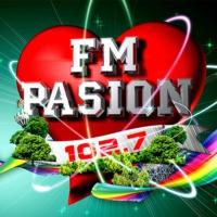 Logo of radio station FM Pasion Argentina